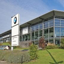 BMW Niederlassung Berlin Marzahn
